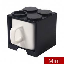 Cube Mug Mini (Black) - Promotional Mug