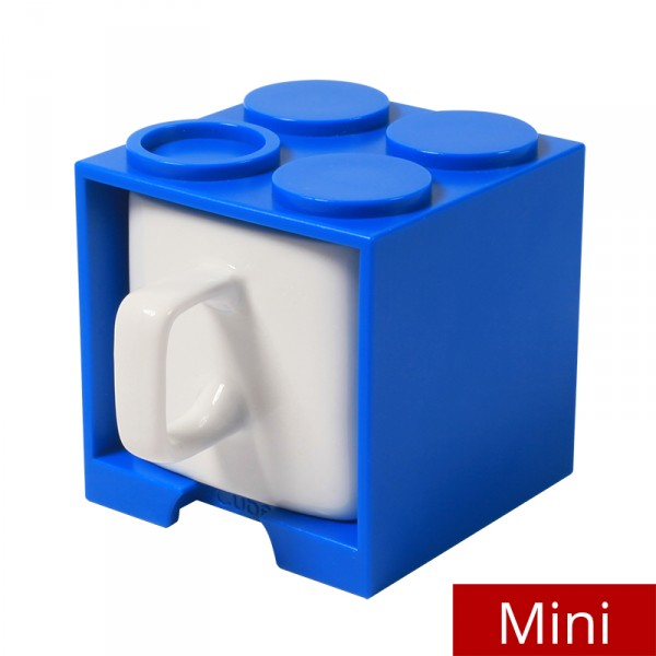 Cube Mug Mini (Blue) - Promotional Mug