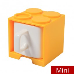 Cube Mug Mini (Yellow)