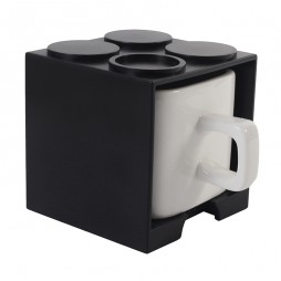 Cube Mug (Black)