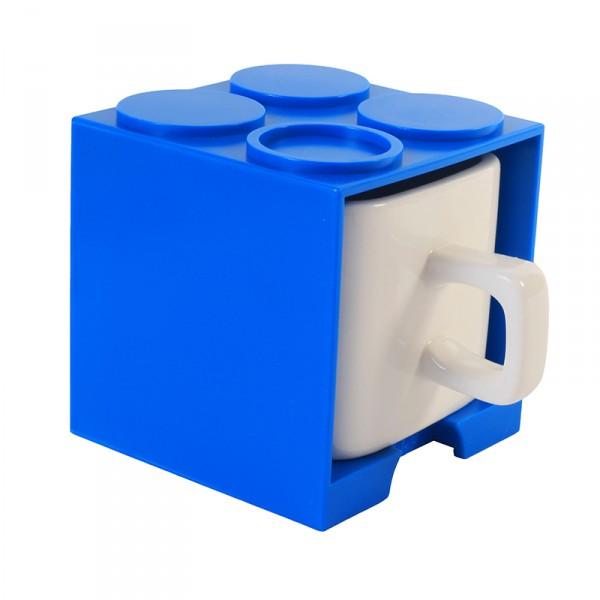 Cube Mug (Blue) - Promotional Mug