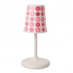 Eco-friendly Cup Lamp Dotted Pattern