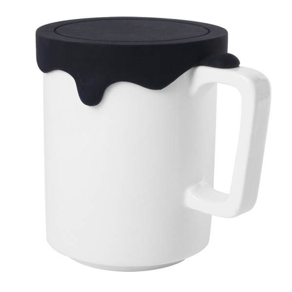 Paint Mug (Tall-Black)