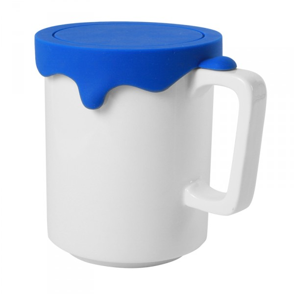 Paint Mug (Tall-Blue)