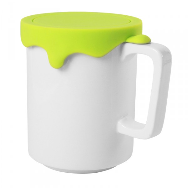 Paint Mug (Tall-Green)