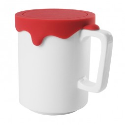 Paint Mug (Tall-Red) - Promotional Mug