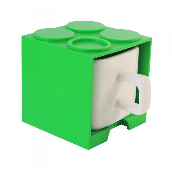 Cube Mug (Green)