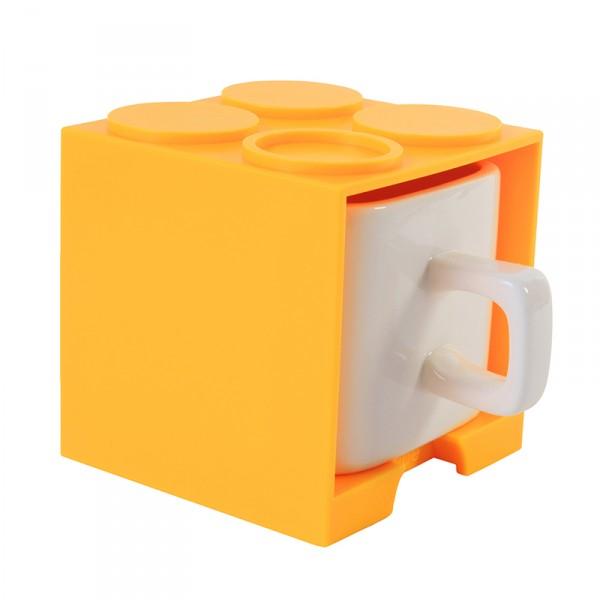 Cube Mug (Yellow)